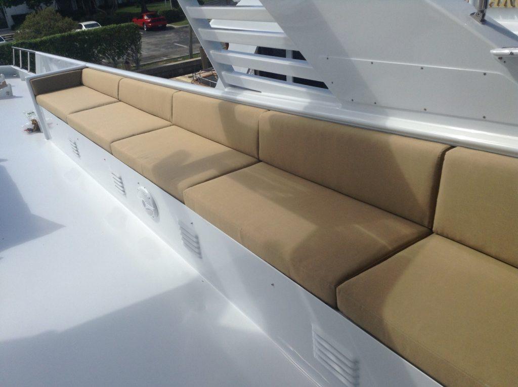 Fort Lauderdale Marine Cushions & Upholstery - Ship Shape