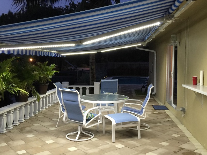 Fort Lauderdale Awnings Ship Shape Canvas And Awning