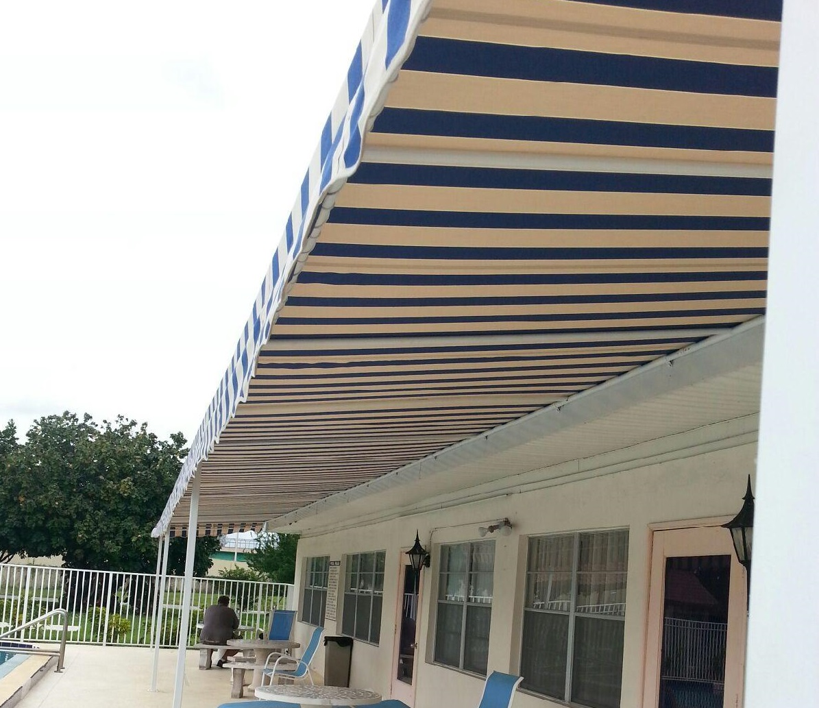 Fort Lauderdale Awnings - Ship Shape Canvas and Awning